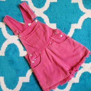 Vintage No excuses overalls size small